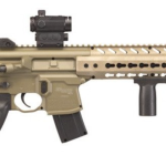 Sig Sauer MCX .177 Co2 Powered SIG20R Red Dot Air Rifle - Flat Dark Earth color