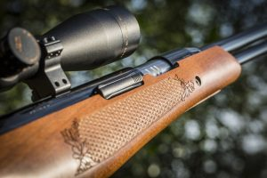 Air Arms TX200 MKIII Air Rifle - great detail