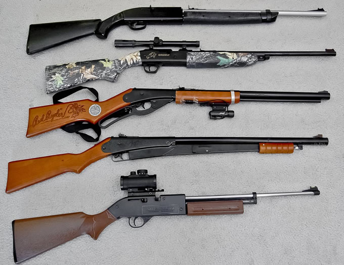 Different Types of Air Rifles Explained - RifleZone com