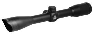 UTG 4X32 1-inch Hunter Scope Mil-dot Airgun Air Rifle Rings