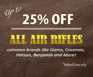 Best Quiet Air Rifles Comparison - RifleZone com