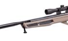 Benjamin BSSNP27TX Eva Shockey Golden Eagle Nitro Piston Air Rifle with 4x32 Scope