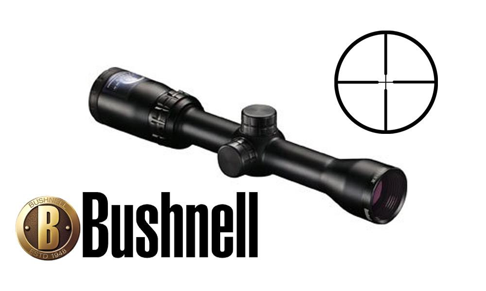 Bushnell Banner Dusk & Dawn Multi-X Reticle air rifle scope