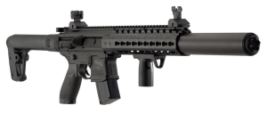 Sig Sauer MCX .177 Co2 Powered SIG20R Red Dot Air Rifle