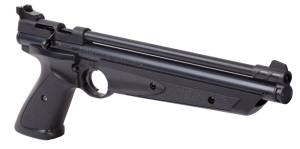 Crosman P1322 American Classic Multi Pump Pneumatic .22-Caliber Pellet Air Pistol
