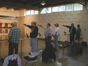 Wildlife Committee of Washington air pistol shooting club