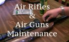 The Basics Of Air Rifle Maintenance