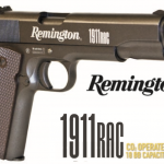 Remington 89260 Remington 1911 RAC CO2 BB Pistol Air Gun