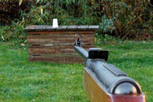 air rifle plinking target