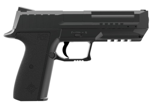 Crosman P15B CO2 Semi-Auto Blow Back Air Pistol - RifleZone com